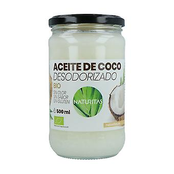 Organic Deodorized Coconut Oil 500 ml of oil