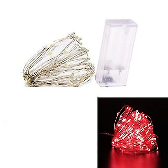Waterproof Led Copper Wire String Light-set 9