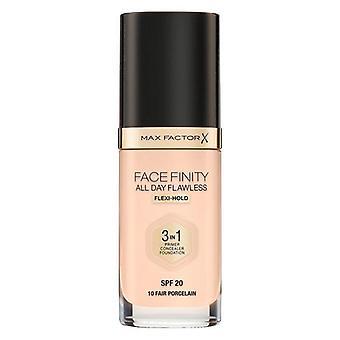 Max Factor Facefinity 3 In 1 Foundation 10 -messuposliini