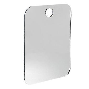 Anti Fog Shower Mirror, Fogless Shaving Mirrors, Bathroom Hanging, Makeup,