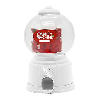 Cute Sweets Mini Candy Machine, Bubble Toy, Dispenser Coin Bank, Kids Warehouse