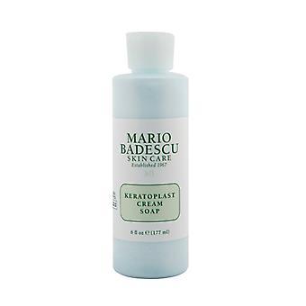 Mario Badescu Keratoplast Cream Soap - For Combination/ Dry/ Sensitive Skin Types 177ml/6oz