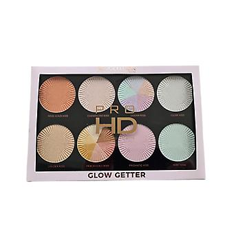 3 x Revolution London Glow Getter Pro HD Palette