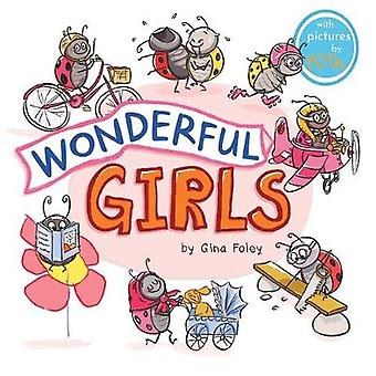 Wonderful Girls by Gina Foley - 9781789558333 Book