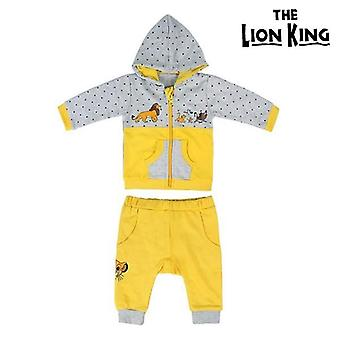 Children's tracksuit the lion king 74633 ocre