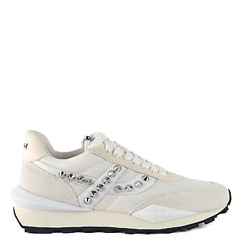 Ash Footwear Spider Studs Trainers Off White