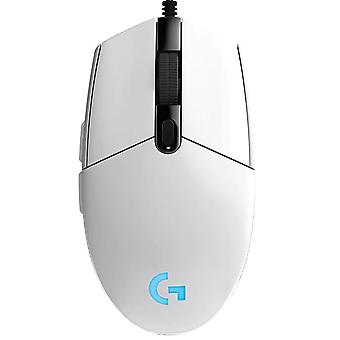 Wired Mouse Game souris Mice Computer Mause(white)