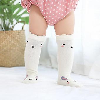 Cute Baby Cartoon Sock