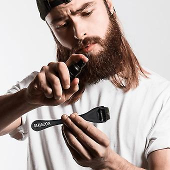 Men Beard Growth Kit Set With Comb