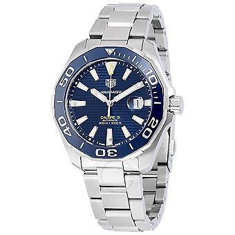 Tag Heuer Aquaracer Automatic Blue Dial Men's Watch WAY201B.BA0927