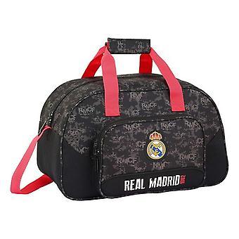Urheilukassi Real Madrid C.F. Black (23 L)