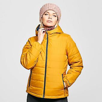 Peter Storm Women's Blisco Hooded Jacket Yellow