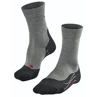 Falke Trekking 2 Melange Socks - Grey Melange