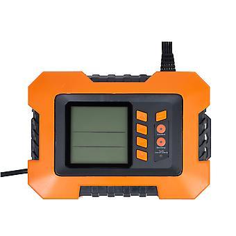 מטען ומתקן PNI C120 עבור סוללות לרכב, כניסה 230V, יציאת 12V 2A, 4A, 8A, 12A, 2 יציאות USB