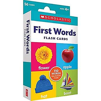 Flash Cards: First Words