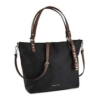 MARCO TOZZI 2-2-61028-24, bolso clutch femenino, negro (BLACK COMB 098)), 11x30x39 cm (B x H x T)