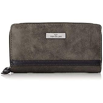 Tom Tailor 24425, Women's Wallet, Grey (Grey (grau 70)), 2.5x10.5x20 cm (B x H x T)