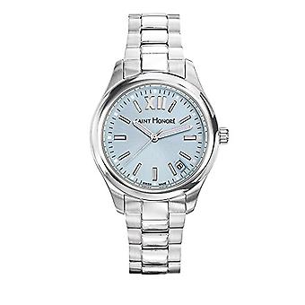 Saint Honore Analog Quartz Women's Watch with Stainless Steel Strap 7611451LDIN