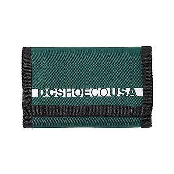 DC Ripstop 2 Portefeuille polyester en vert foncé
