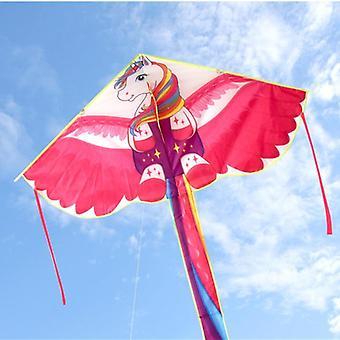 Pferd Kite fliegen Kite Fabrik Reel Weifang Kite Fabrik.