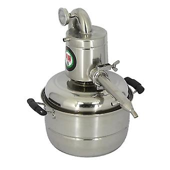 Stainless Steel Home Use Wine Brewing Machine, Distiller Make And Flower Oil