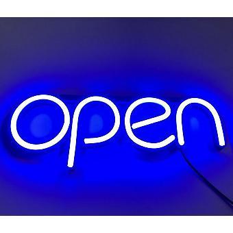 Deschideți semn de afaceri Neon Light Ultra Bright Led