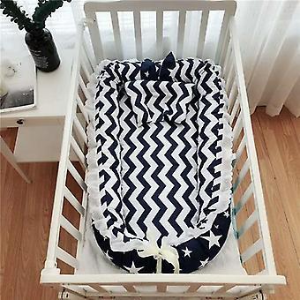 Baby Nest Bed, Folding Cots Nursery Sleep Nest
