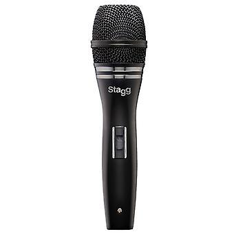 Stagg SDM90 Kardioidi dynaaminen mikrofoni