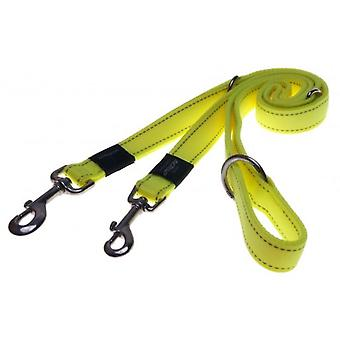 Rogz Lumberjack Multi Yellow Leash (Dogs , Collars, Leads and Harnesses , Leads)
