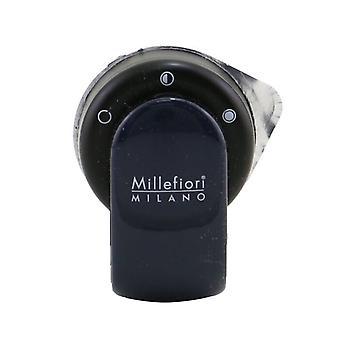 Millefiori Go Car Air Freshener - White Musk 4g/0.14oz