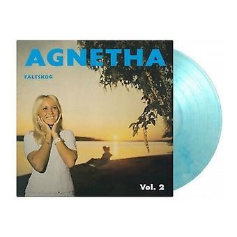 Agnetha Faltskog - Agnetha Faltskog Vol 2 Blue Marbled Vinyl