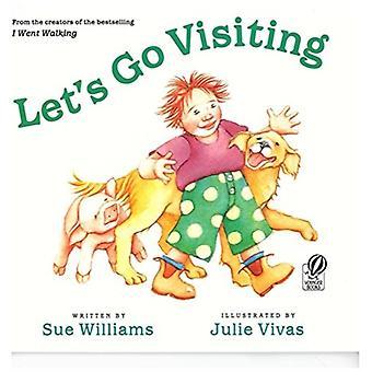 Lets Go Besök av Sue Williams & Williams