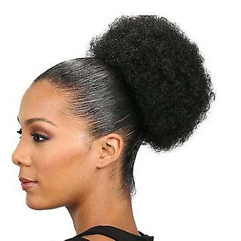 Wig Hair Bun Fluffy Hair Curling Donut Hair Bun