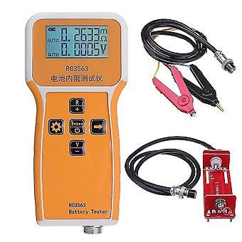 RC3562 Wewnętrzny tester rezystancji baterii Akumulator wewnętrzny Tester rezystancji litowo-niklowy