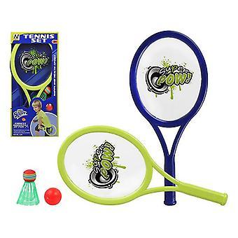 Racquet Set Super Pow