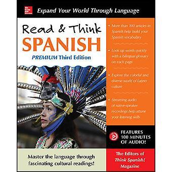 Read  Think Spanish Premium Third Edition NTC FOREIGN LANGUAGE