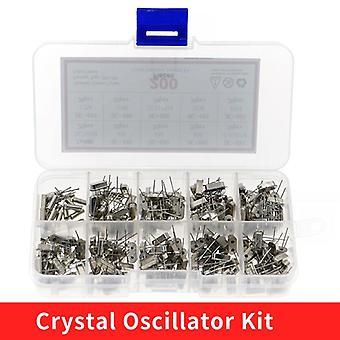 10valori Hc-49s Quartz Resonator Dip Crystal Oscillator Kit
