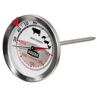 Xavax mekaniska kött- och ugnstermometer
