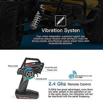 Wltoys 1/12 4wd 2.4g rc auto voertuig modellen hoge snelheid 45km/h afstandsbediening auto volwassenen off-road