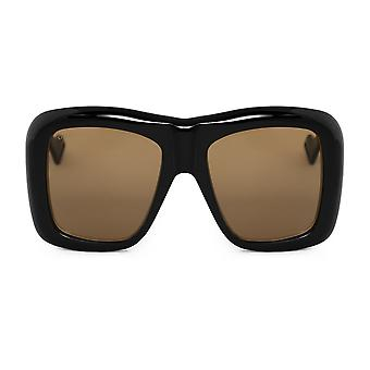 Gucci Oversized Sunglasses GG0498S 001 54
