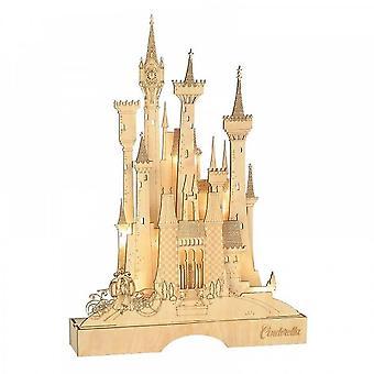 Department 56 Disney Cinderella Illuminated Castle 6004006
