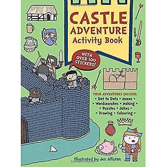Castle Adventure Activity Book (Adventure Activity Book)