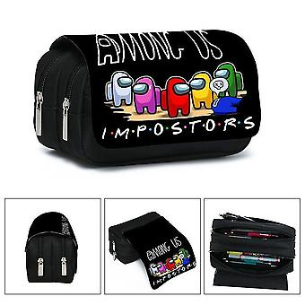 AMONG US pencil case and stationery box(Color-1)