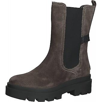 Fly London Judy819fly Mid Calf Tall Leather Chelsea Boot