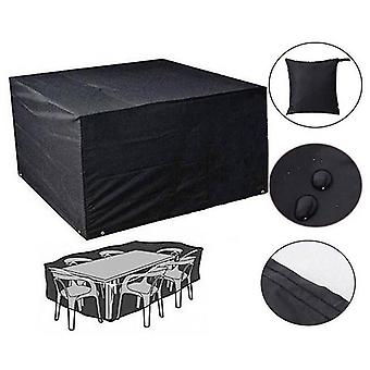 Outdoor grill covers 242*162*100cm waterproof outdoor bbq table chair cover garden patio furniture cover