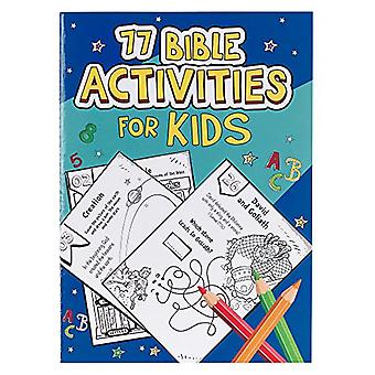 Book Softcover 77 Bible Activities for Kids