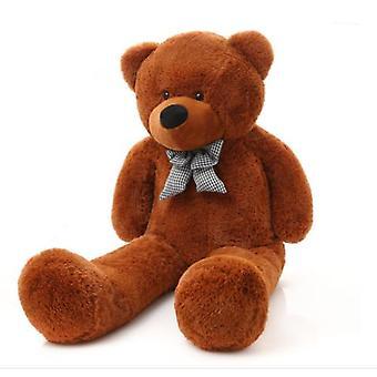 Ours bourré Ours en peluche Géant Peluche Toy Big Embrace Enfants Poupées Amants / cadeaux de Noël Cadeau d'anniversaire