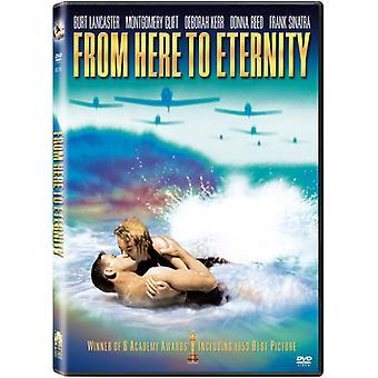 D'ici à l'éternité [DVD] USA import