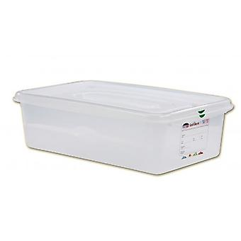 PROESSIONAL COLOUR CODED STORAGE CONTAINER GN 1/1 CAPACITY 21LTR