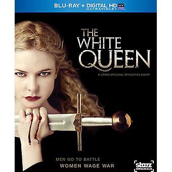Vita drottningen [BLU-RAY] USA import